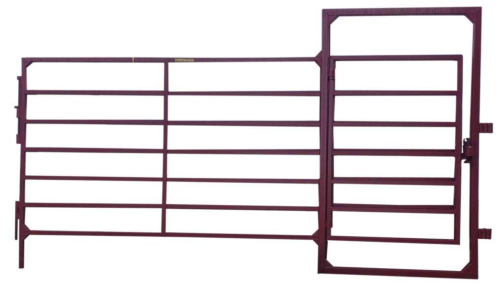 12 Panel W 4 Gate Cowcoinc